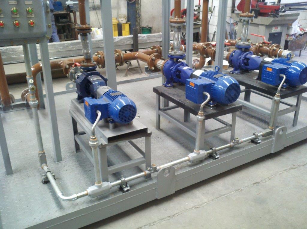 jaulas para generadores